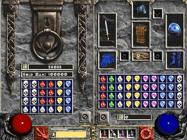 diablo 2 how to make a weapon eth